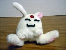 "Mokona Plush 4"" Keychain Toys Magic Knight Rayearth Clamp Tsubasa xxxHolic NEW"