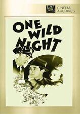 One Wild Night DVD (1938) June Lang, Dick Baldwin, Lyle Talbot, Edward Bromberg