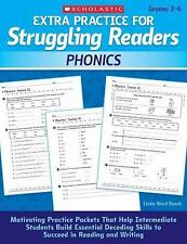 Extra Practice for Struggling Readers: Phonics: Motivating Practice Packets Tha