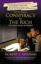 Rich Dad's Conspiracy of the Rich: The 8 New Rules of Money-ExLibrary
