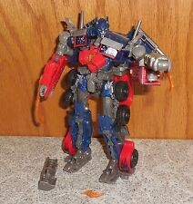 Transformers Dotm OPTIMUS PRIME Complete Dark of The Moon Voyager