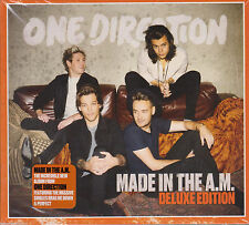 CD - One Direction NEW Made In The A.M. AM DELUXE EDITION** USA FAST SHIPPING !