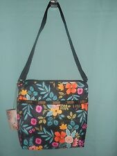 Le SportSac Rifle Paper Co. Cleo Small Crossbody Handbag in Marion Floral NWT