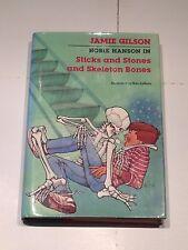 Sticks and Stones and Skeleton Bones - Hobie Hanson - Jamie Gilson - 1991 HB/DJ