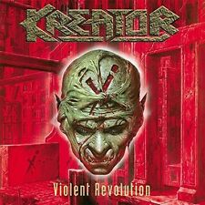KREATOR - VIOLENT REVOLUTION  2 VINYL LP+CD NEW+