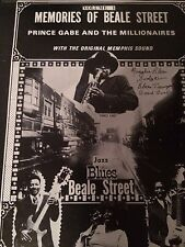 PRINCE GABE & The Millionaires Memories of Beale Street LP Vol.1 Near-MINT
