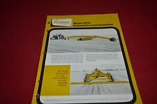Eversman 4512 Automatic Land Smoother Dealer's Brochure YABE10