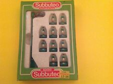 SUBBUTEO TABLE FOOTBALL TEAM 393 NORTHERN IRELAND WEST GERMANY 2ND LIGHTWEIGHT