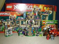 LEGO Ninjago Lot of 3 Sets Mini Figures 70749 9441 2259 Complete Sets with Extra