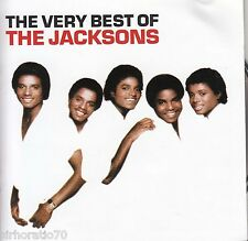 THE JACKSONS The Very Best Of - 2 CD set