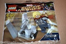 LEGO Mini Figure SUPER HEROES Thor 30163. unopened NEW pack