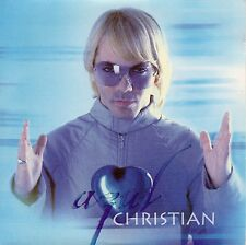 "CHRISTIAN CASTRO ""AZUL"" ULTRA RARE SPANISH PROMO CD SINGLE / KIKE SANTANDER"