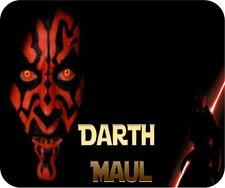 Darth Maul Star Wars Mouse Pad (9.25x7.75) inches by 1/8 thick