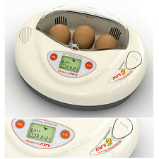 Mini Digital Automatic Incubator Egg Poultry Bird Egg Incubator Brooder Egg