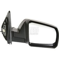 08-13 Toyota Sequoia   09-13 Tundra Passenger Side Mirror Replacement - With Co