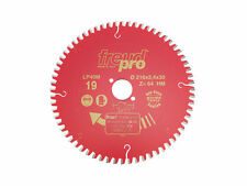 Freud Pro lp40m019 TCT Croce Taglio Lama 216mm x 30 x 64 dente lp40m 019