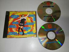 AFTER HOURS MIX HISTORIAS PARA NO DORMIR - 2 X CD HOUSE TECHNO 1995 ARCADE