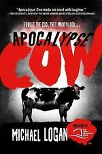 Apocalypse Cow By Michael Logan - Winner of Terry Pratchett Prize BOOK