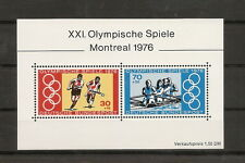 RFA 1976 BF 11 JEUX OLYMPIQUES A MONTREAL JO  NEUF **