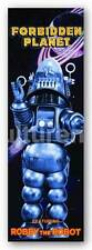 MOVIE POSTER Forbidden Planet Featuring Robby The Robot 12x36 Culturenik