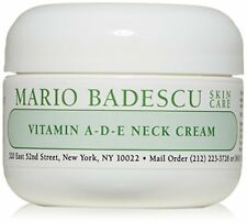 Mario Badescu Vitamin A-D-E Neck Cream Skincare for Dry Skin 1 oz