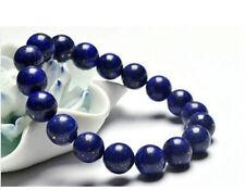 Afghan lapis lazuli Class 5A / lap bracelets / 8mm natural blue crystal bracelet