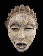 MASQUE TCHOKWE TSHOKWE ANGOLA -ART AFRICAIN-RARE-PIECE ANCIENNE-1273-M2
