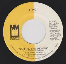 STING {70s Smooth Soul} DO IT IN THE SHOWER / THEME FROM BRAT ♫hear