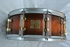 ADD this CADESON STUDIO North American MAPLE SNARE DRUM to YOUR DRUM SET! G803