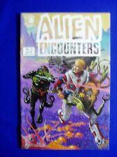 Alien Encounters 2: Sci fi comic. 1985  VFN