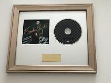 SIGNED/AUTOGRAPHED EMELI SANDE - LONG LIVE THE ANGELS FRAMED CD PRESENTATION.