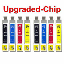 8 Pack Inks For Epson Expression Home XP-245 XP-247 XP-342 XP-345 XP-442 XP-445