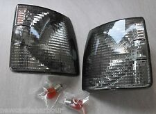 VW Transporter T4 Smoked Front Indicators x1 Pair INC FREE BULBS VW VAN +