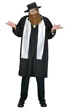 Jewish Rabbi Religious Adult Costume