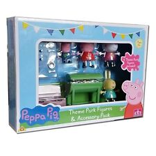 NUOVO PEPPA Pig Theme Park figure & Accessorio Pack