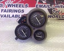 Cagiva Mito Set Of Clocks, Speedo, Rev Counter Temp Gauge