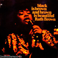RUTH BROWN-BLACK IS BROWN AND BROWN IS BEAUTIFUL-A Great Soul Album-SKYE #SK-13