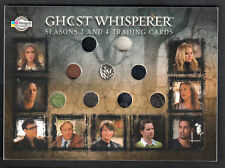 GHOST WHISPERER SEASONS 3&4 Breygent SDCC COSTUME CARD w/ 9 SWATCHES RARE!