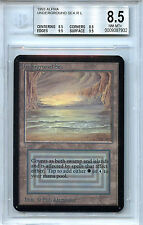 MTG Alpha Underground Sea Dual Land BGS 8.5 NM-MT+ Card Magic The Gathering