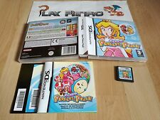 NINTENDO DS NDS SUPER PRINCESS PEACH COMPLETO PAL ESPAÑA