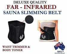 WAIST TRIM SAUNA BACK SUPPORT CLINCHER SLIMMING WEIGHT BELLY SHAPER TRIMMER BELT