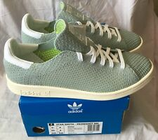 ADIDAS STAN SMITH PRIMEKNIT NM  WATER GREEN  UK 6