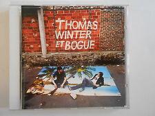 THOMAS WINTER ET BOGUE : J'AI RENDEZ VOUS [ CD ALBUM ] --  PORT GRATUIT