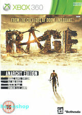 Rage Anarchy Edition Microsoft Xbox 360 15+ Action Game