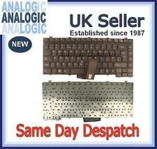New Toshiba P000379350 Satellite A10 A50 2400 P10 M10 M30 M50 UK Keyboard