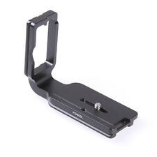 QR Quick Release Vertical L Plate Bracket Handgrip for Nikon D800 D800E Holder