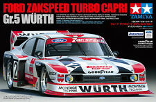Tamiya 24329 1/24 Sport Car Kit Ford Zakspeed Capri Turbo Gr.5 Wurth K.Ludwig