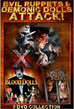Evil Puppets & Demonic Dolls Attack!: Puppet Master: Axis Uprising / NEW DVD