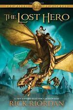 The Lost Hero Heroes of Olympus, Book 1