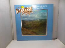 PILGRIM HARVEST INSTRUMENTAL PRAISE PLM524 PLM524 VINYL LP RECORD